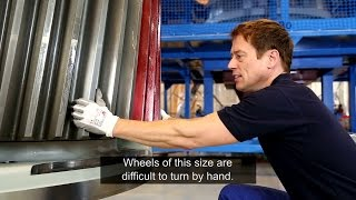 Building the world's most powerful gearbox for wind turbines - the Winergy 8 MW gearbox