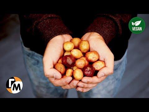 Беру картофель и готовлю вкусный ужин! (секретный деревенский рецепт!) — Голодный Мужчина (ГМ, #181)
