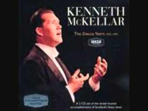 Kenneth Mckellar ae fond kiss.