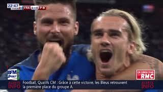 After Foot du jeudi 31/08 – Partie 1/4 - Débrief de France/Pays-Bas (4-0)