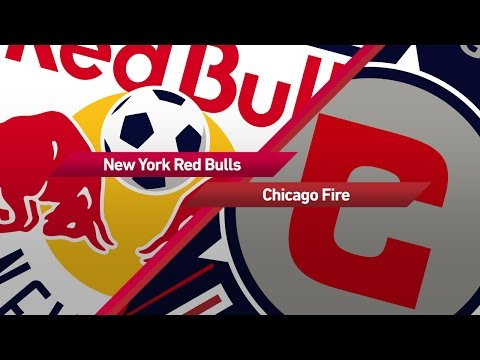 Highlights: New York Red Bulls vs. Chicago Fire | April 29, 2017