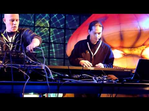 "Infected Mushroom Live ""Deeply Disturbed"" (Perfect Performance!)"