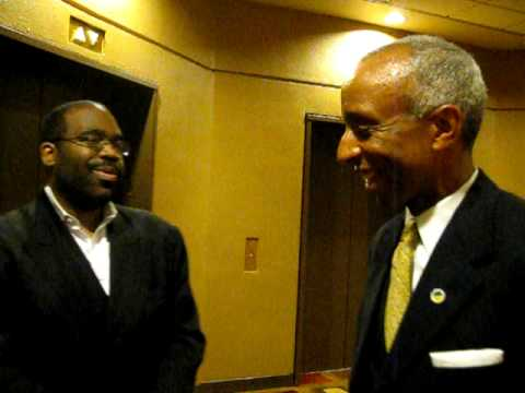 PNBC 2009 Dr. Walter Parish and Rev. Emmett S. Young III