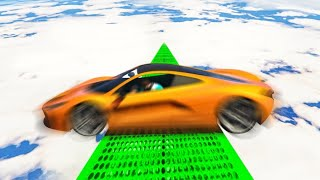WORLD'S HARDEST GRINDING RACE! (GTA 5 Race)