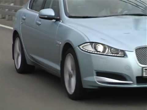 тест драйв Jaguar XF