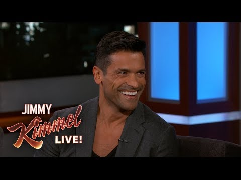 Mark Consuelos on Evil Riverdale Character