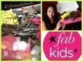 FAB KIDS JUNE UN-BOXING (3 outfits)