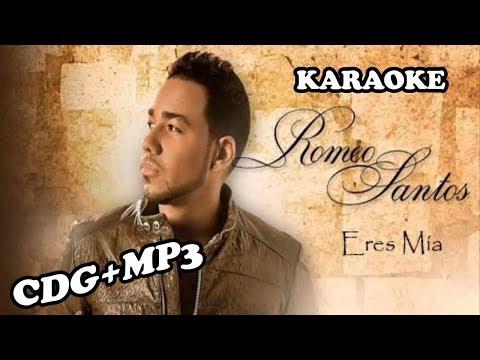 Romeo Santos - Eres Mia- Instrumental Karaoke (DESCARGAR KARAFUN PLAYER)(KARAOKE CON LETRA)