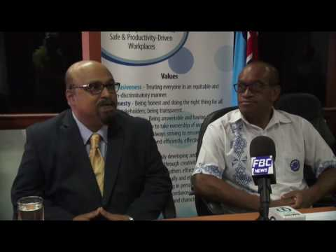 Minister for Employment Press Conference on National Minimum Wage Review.