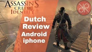 assassins creed identity android iphone dutch review (2018) Nederlands
