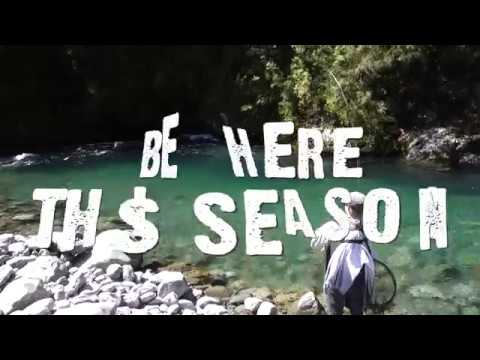 Fly Fishing New Zealand - Welcome to the Wellington Fish & Game Region!
