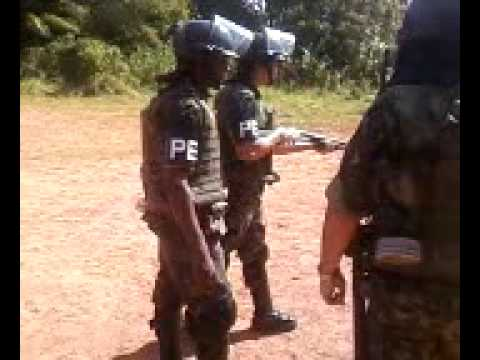 Policia do Exercito ba Cb Sandro Treinamento Travel Video