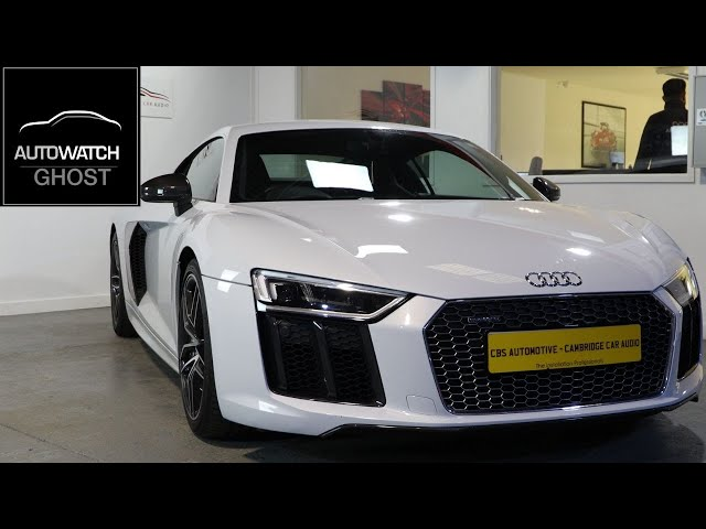 Audi R8 V10 | Autowatch Ghost 2!