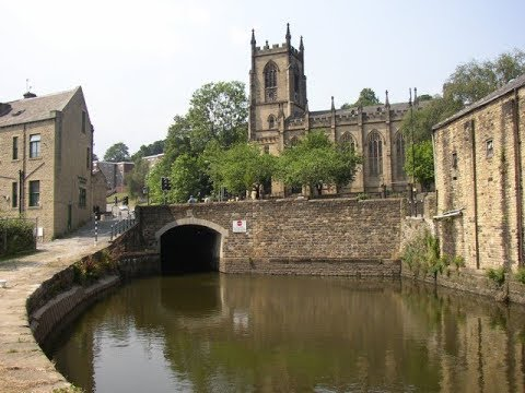 Places to see in ( Sowerby Bridge - UK )