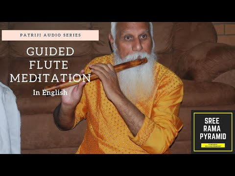Guided Flute Meditation in English by Patriji