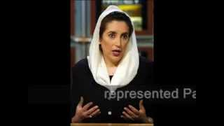 Tribute To Benazir Bhutto - A Queen Among Men