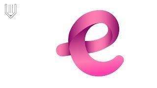 كيفية إنشاء رسالة البريد الشعار في Adobe Illustrator