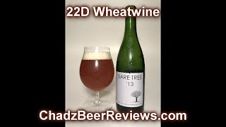 Two Brothers Bare Tree | Chad'z Beer Reviews #950