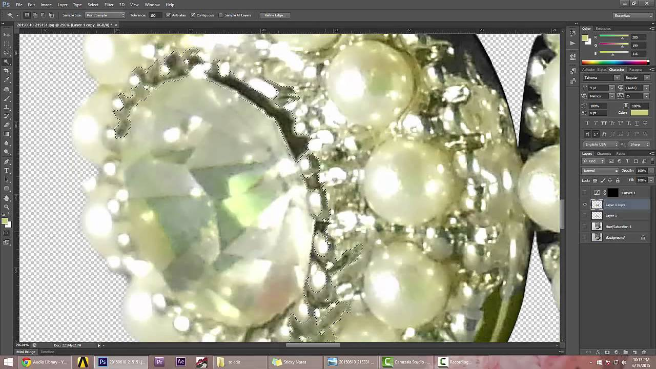 Photoshop cs6 tutorial on jewellery advanced retouching colour photoshop cs6 tutorial on jewellery advanced retouching colour correction etc baditri Image collections