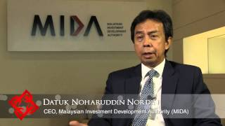 Malaysian Investment Development Authority Ceo Noharuddin Nordin On Promoting Investment In Malaysia
