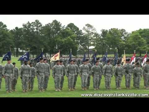 3rd Brigade Combat Team Change of Command