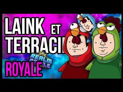 TU PERDS = TU POULET FERMIER (Realm Royale) ft. Hugo