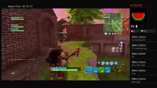 Squad Stream Fortnite: Battle Royale