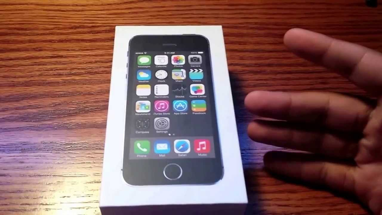 iphone 5s black iphone 5s black space gray unboxing 11169