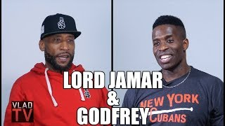 Godfrey and Lord Jamar on Women with Fake Bodies Rolling Their Eyes at Them (Part 8)