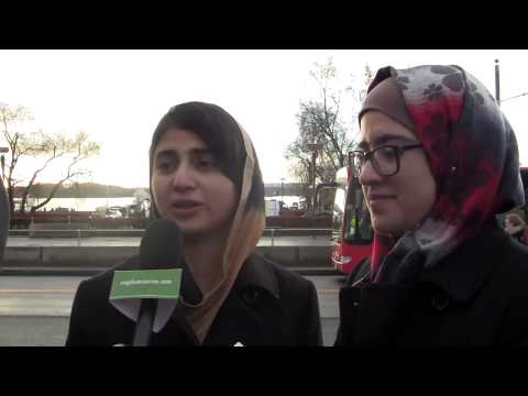 Nobels fredspris 2014: Kainat Riaz og Shazia Ramzan thumbnail
