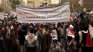 Chaos im Jemen: Neue Al-Kaida-Attacke, Proteste und Waffenlieferungen
