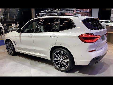 2020 BMW X3 xDrive30e - Plug-In Hybrid SUV - 4K Exterior Interior Walkaround