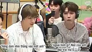 [GDVH][NielOng moments] Rắc rối về ngoại hình? Kang Daniel của anh đẹp trai mà T^T