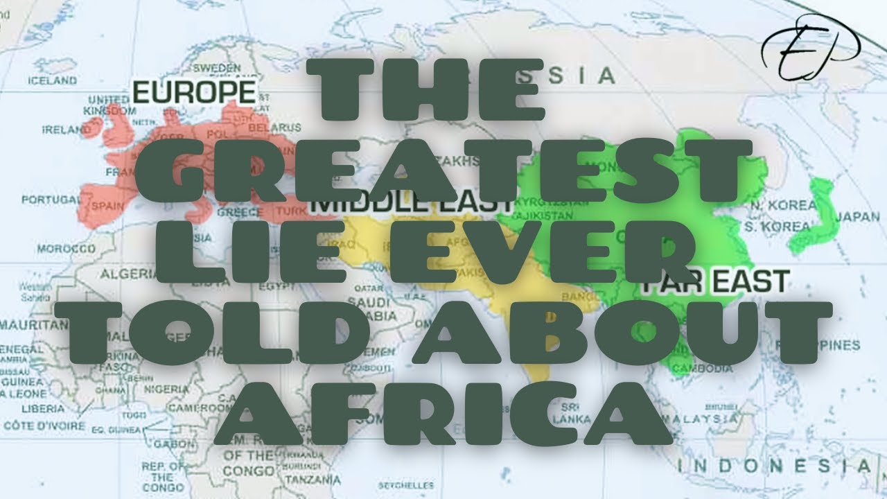 Download THE GREATEST LIE EVER TOLD ABOUT AFRICA
