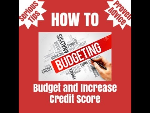 How to: Budget and Maintain High Credit Scores from a Family of 5 on 1 Income!