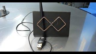 Усилитель WiFi сигнала для USB адаптера. Делаем своими руками.