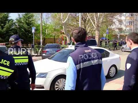 Georgia: Police detain hostage taker in Tbilisi