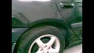 Видео покрашенной и отполеровонной машины.