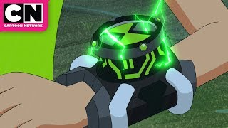 Worst Omnitrix Glitches | Ben 10 | Cartoon Network