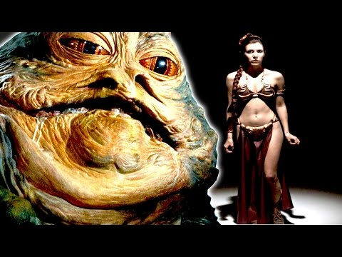 Did Jabba have Sex with Princess Leia!? Star Wars Exposed Dash Star