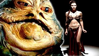 Did Jabba have Sex with Princess Leia!? Star Wars Exposed [Dash Star]