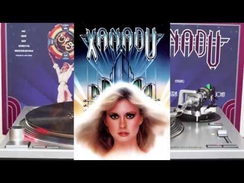 Electric Light Orchestra VINYL The Fall HD Xanadu Soundtrack