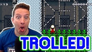 The BEST TROLL LEVEL You've Never Seen or Played Before!!