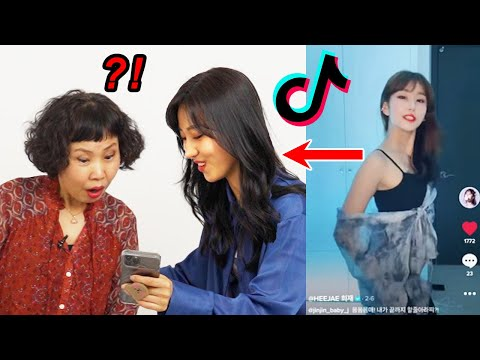 Strict Asian Mom Reacts To Daughter's TikTok For The First Time!