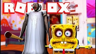Granny, Baldi, Hello Neighbor, FNAF, Bigfoot And Evil Sonic - Horror Tycoon In Roblox