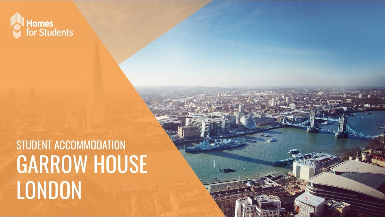 Garrow House, Student Accommodation in London