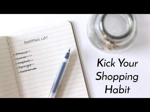 HOW TO STOP YOUR SHOPPING ADDICTION | My Minimalist Memoir