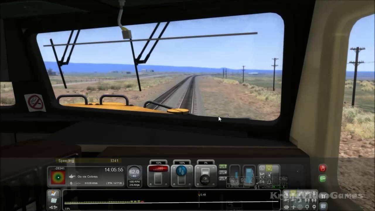 Train Simulator 2015 Gameplay Pc Hd Youtube