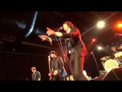 THE JIM JONES REVUE live LE MANS 2014