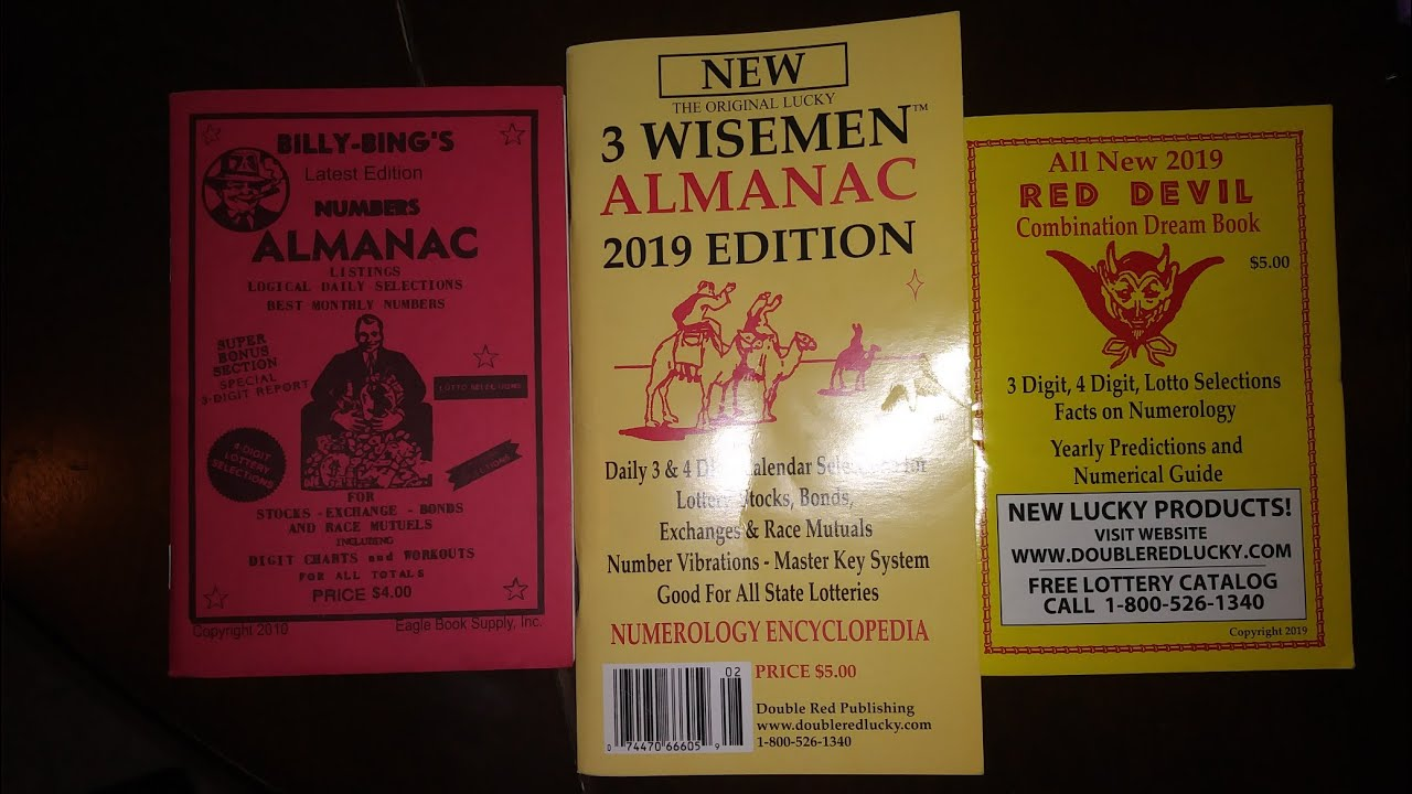 3 Wisemen , Billy Bing, And The Red Devil 3&4 Digit Predictions For May2019
